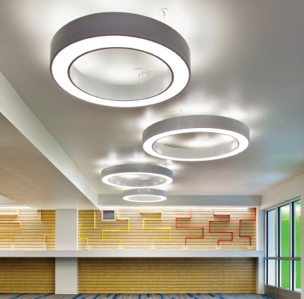 Light and wall design elements