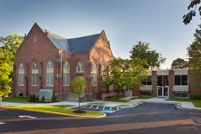 St. Bridget Catholic School exterior