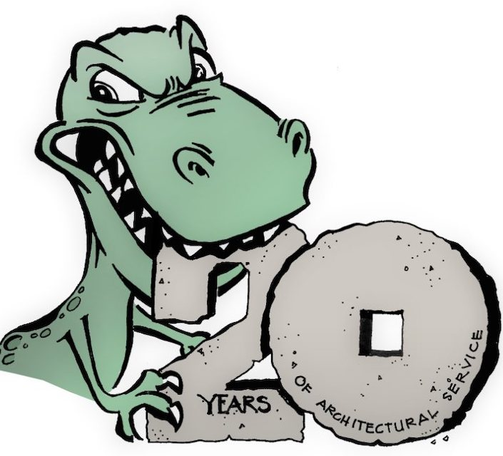 DeZignosaurus Rex