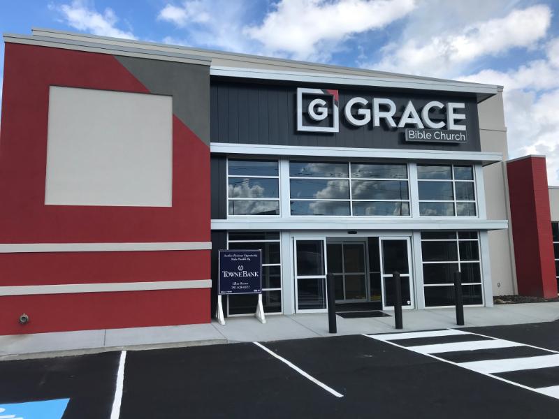 Grace Bible Church exterior