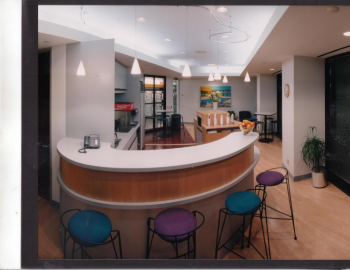McDonalds Corporate Office Interior detail