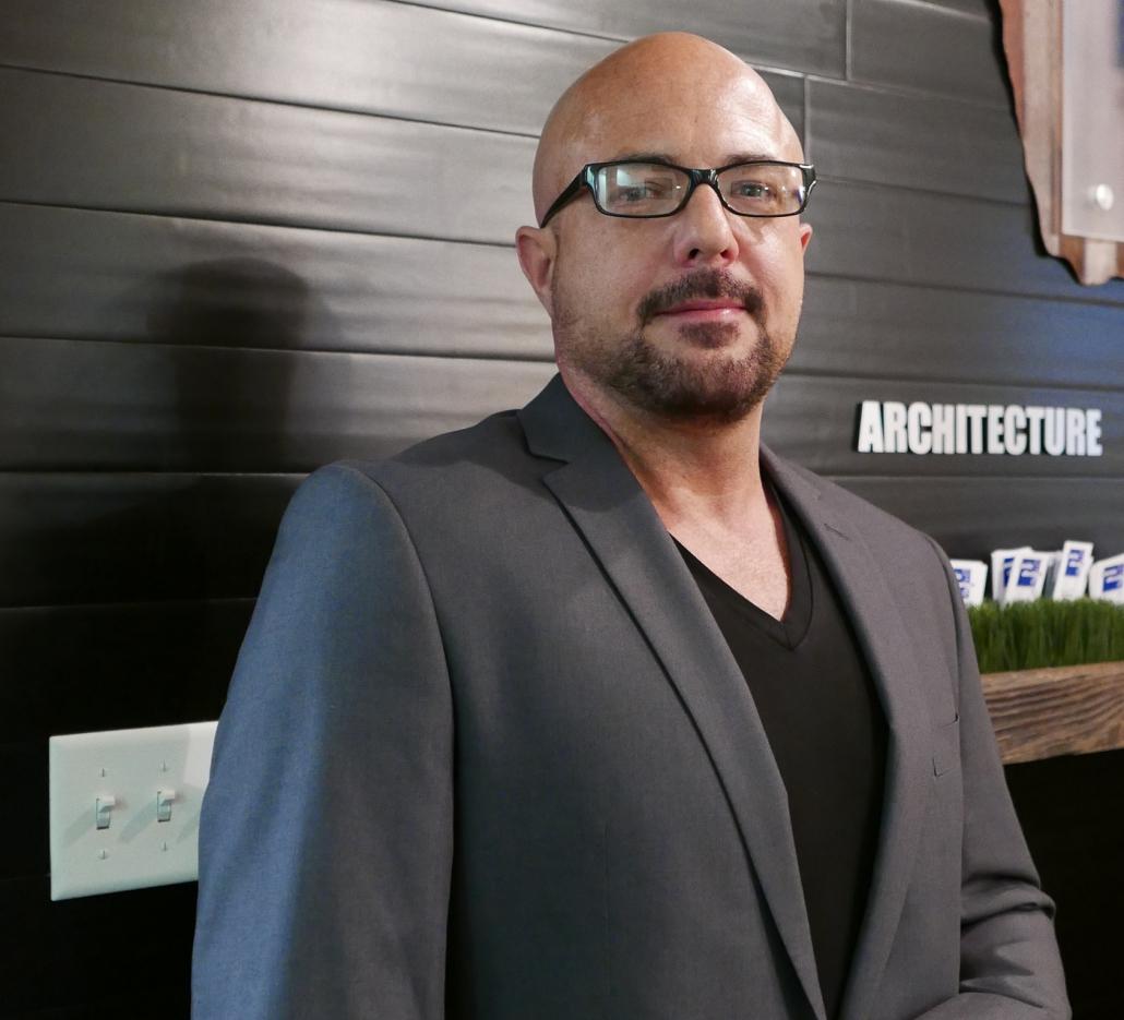 Architect Bart McElfresh portrait