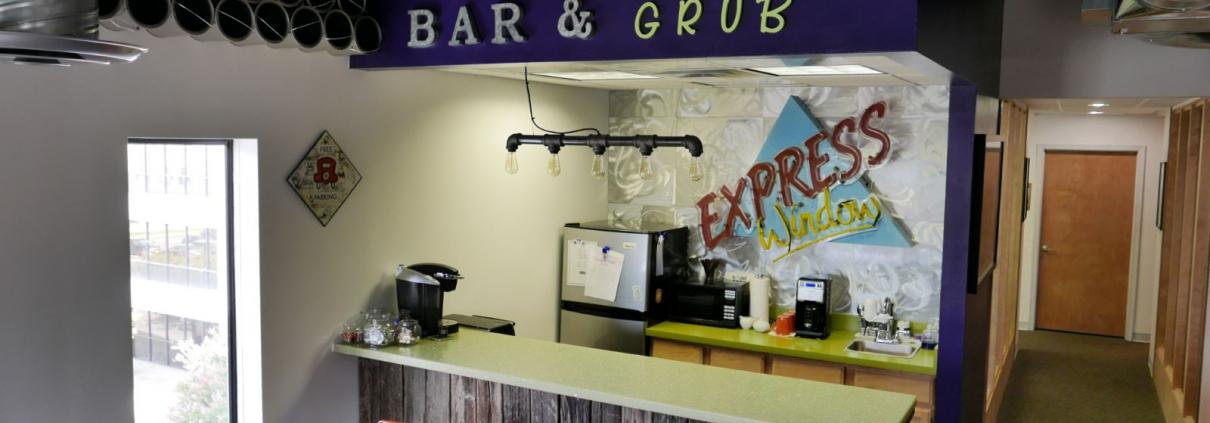 Parallel Bar & Grub