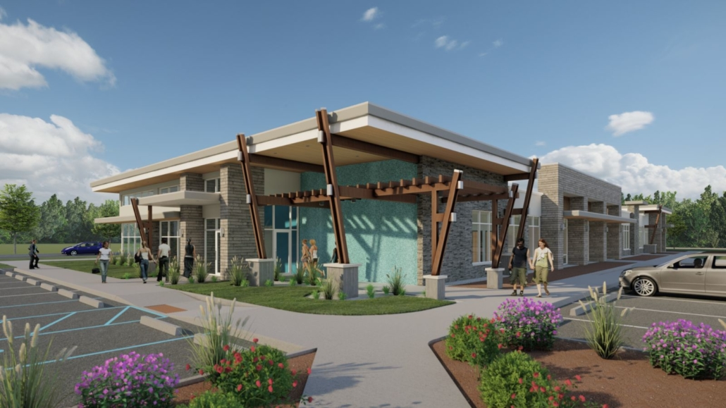 Mancoll Cosmetic and Plastic Surgery exterior concept 4