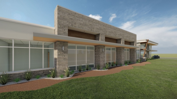 Mancoll Cosmetic and Plastic Surgery exterior concept 1