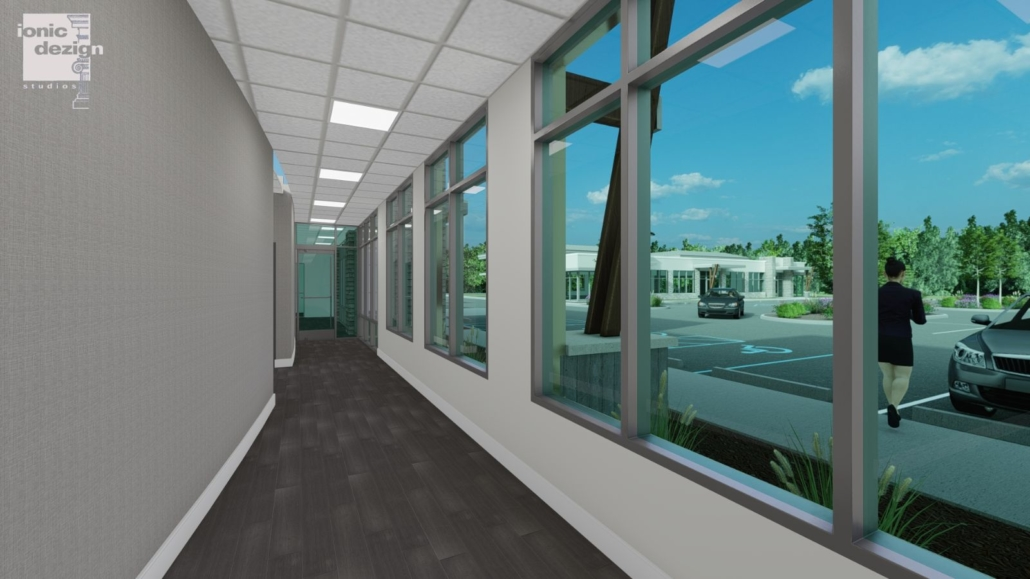 Mancoll Cosmetic and Plastic Surgery interior concept 2