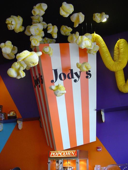 Jody's Popcorn Detail