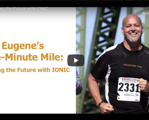 One-Minute Mile